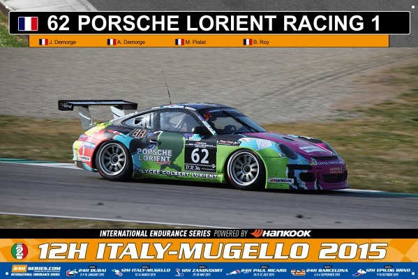 Porsche 62