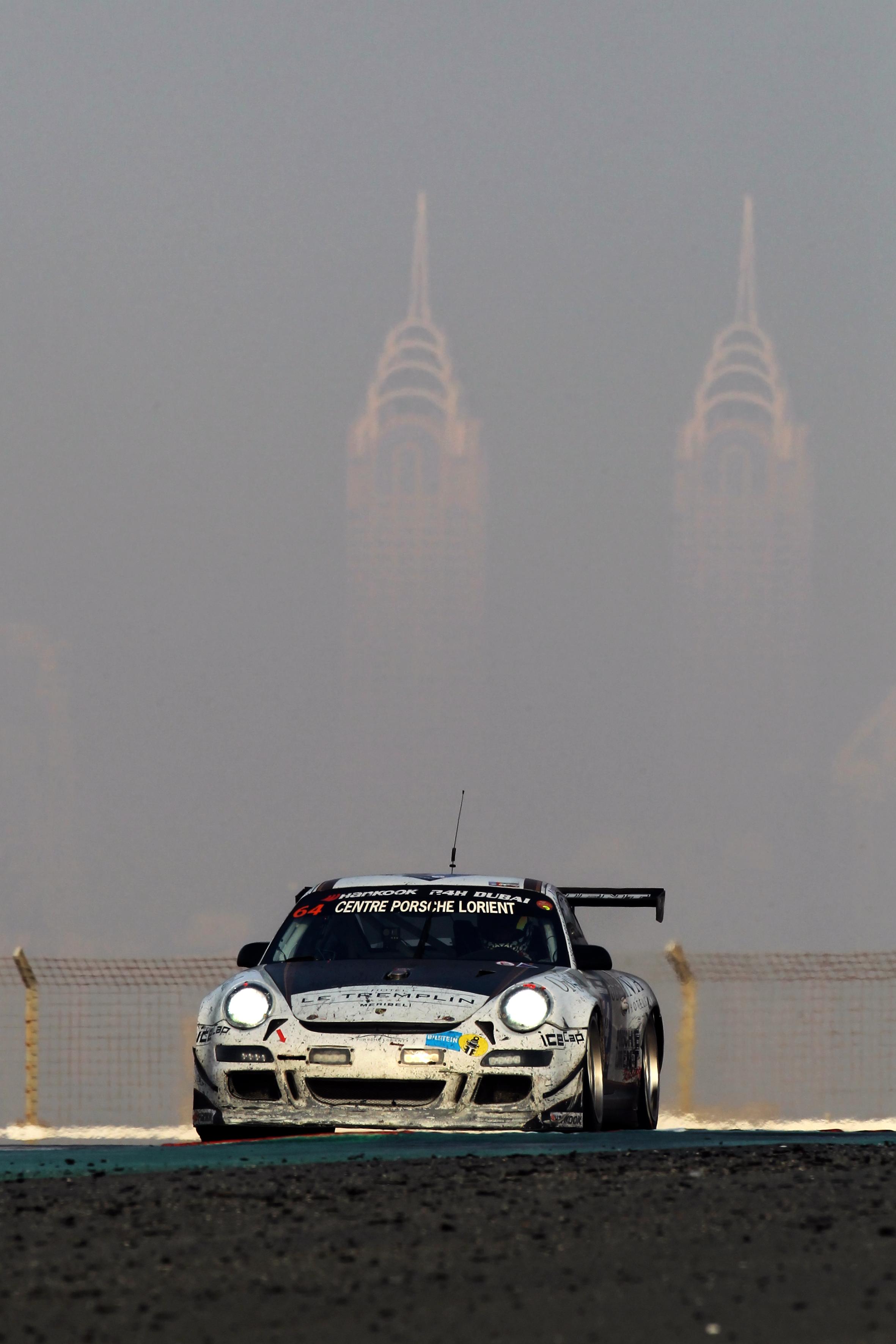 Photos des 24h de Dubai 2016 du Porsche Lorient Racing