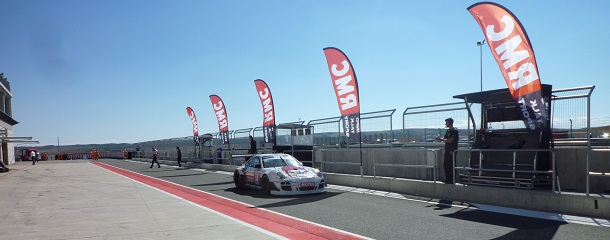 Porsche 997 GT3 R n°14