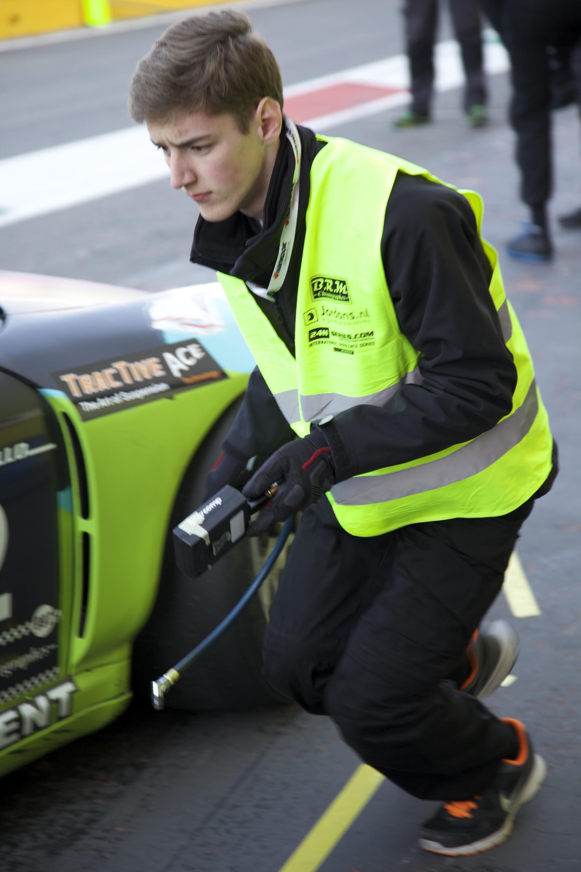 Renan Pression des pneus pendant la course