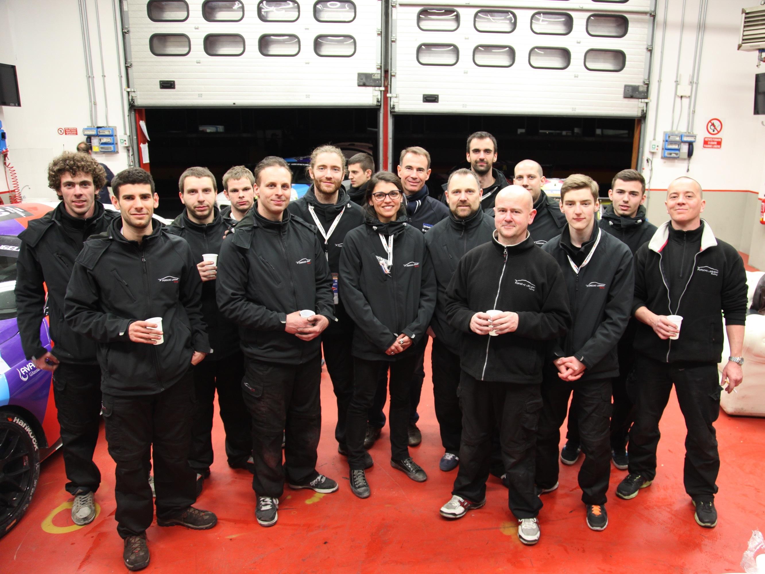 Team Porsche Lorient Racing