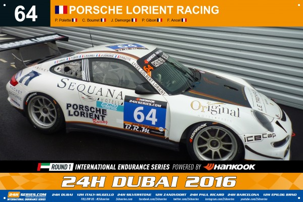 Porsche 997 GT3 CUP S n°64